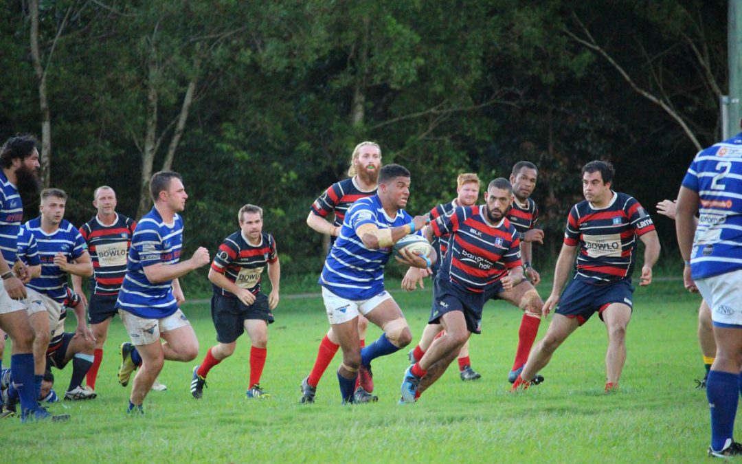 Byron Bay vs Bangalow 27 April 2019