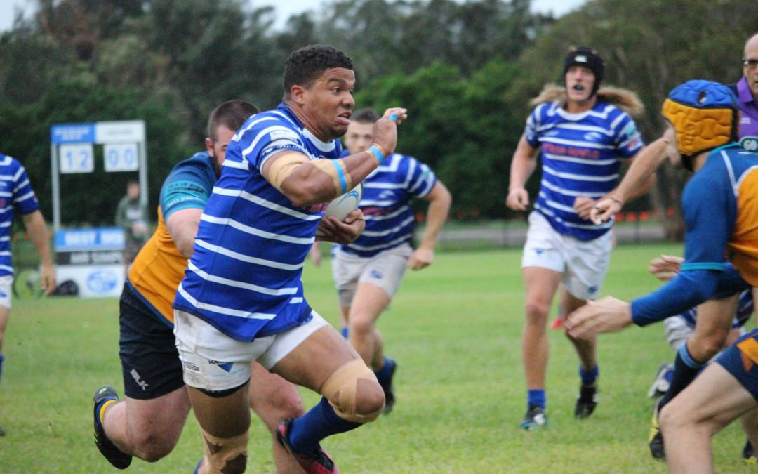 Byron Bay vs SCU 5 May 2019