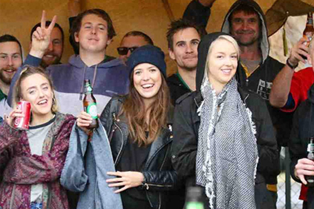 Here are your byron rugby fans